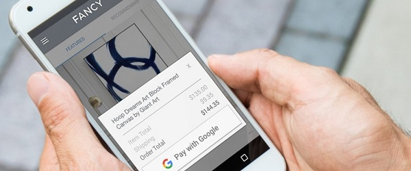 Paywithgoogle paiement