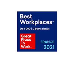 great place to work best workplaces france